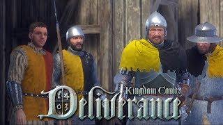 Pierwszy KOŃ [#9] Kingdom Come: Deliverance [4K]