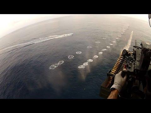 Royal Marine sniper sinks drug smuggler's boat; Black vet suffers racism at Chili's - 11/15/2016