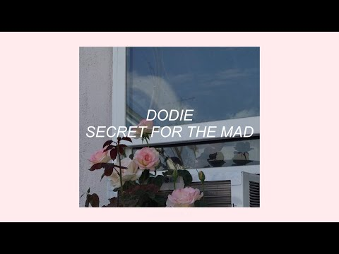 SECRET FOR THE MAD // DODIE (LYRICS)