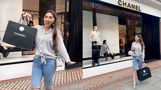Weekend Shopping At Chanel ??? Chanel Pre Fall 2019 Collection & Harrods With Bestie