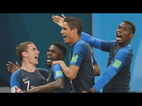Croatia advances to face France in World Cup final