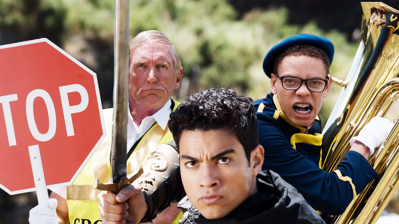 Knight After Knight | Power Rangers Dino Super Charge | Power Rangers Official