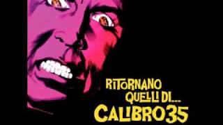 Calibro 35 - Eurocrime!