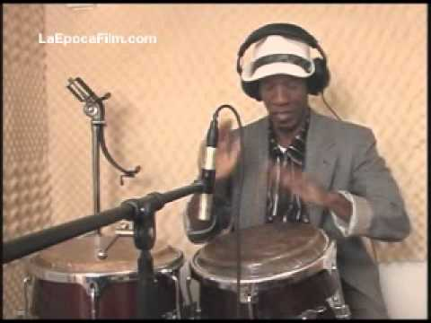 Siga Tocando Este Tumbao studio music video
