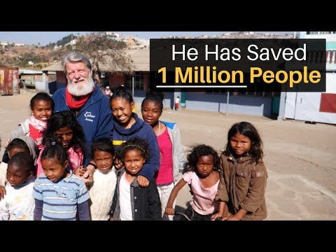 He Has Saved 1 Million People Living in Extreme Poverty