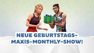 Neuer Geburtstags-Stream und großer Origin-Sale! | Short-News | sims-blog.de