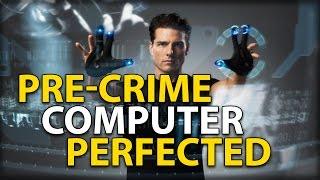 PRE-CRIME COMPUTER PERFECTED
