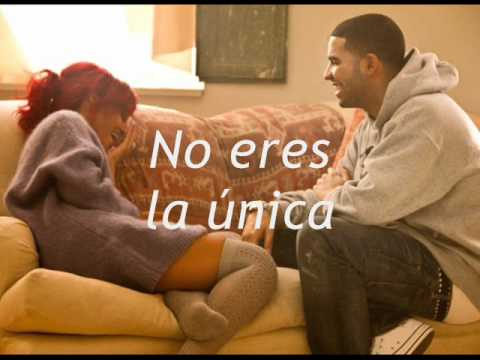 Drake ft Rihanna - Take Care (español)