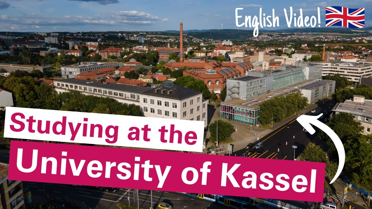 Download Studying at the University of Kassel