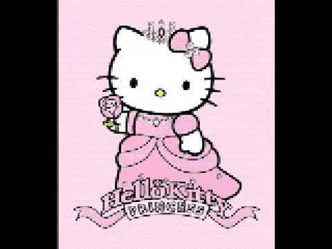 A hello kitty princess icon youtube - Princesse hello kitty ...