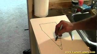 Sharpening Convex Edges - MURRAY CARTER