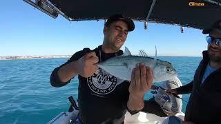 Морская рыбалка в Кемере Ginza Travel