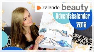 Zalando Beauty Adventskalender 2018 | Unboxing + Verlosung