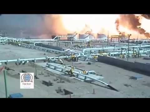 Leaky Gas Pipeline Sparks an Inferno in the Gulf of Mexico