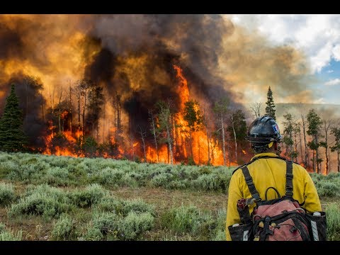 Prescribed Fire - Bureau of Land Management Wyoming