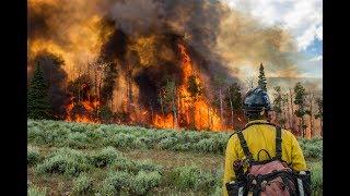 Prescribed Fire - Bureau of Land Management Wyoming