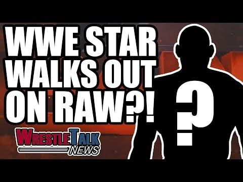 WWE Star WALKS OUT On Raw?! John Cena WrestleMania 35 Match REVEALED?! | WrestleTalk News Jan. 2019