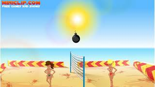 Boom Boom Volleyball - Levels 1-20