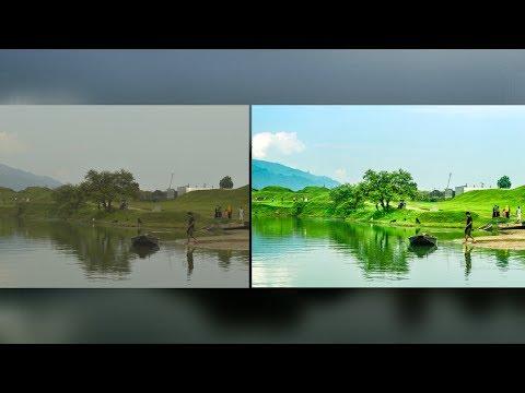 How to Edit a Landscape Photo using Lightroom | Lightroom CC Tutorial