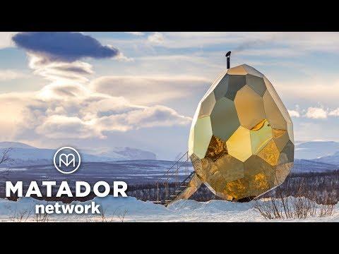 Magic Spot: Golden Solar Egg, Sweden