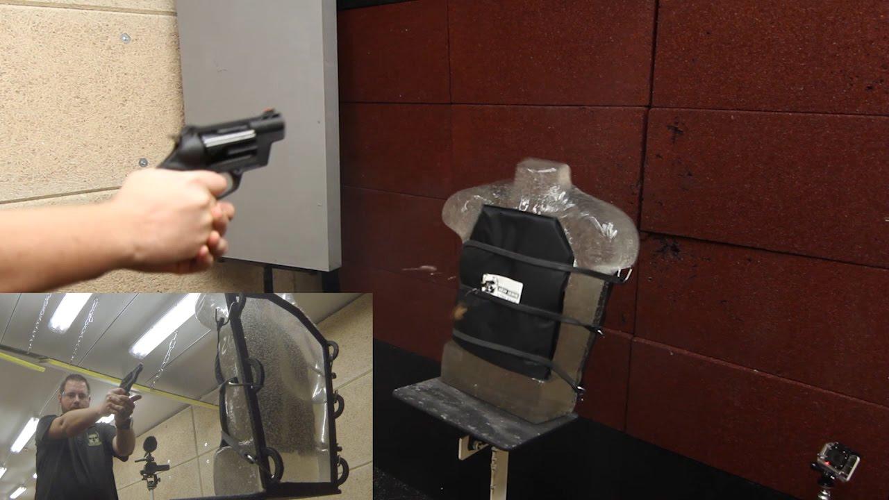 Will shotgun slugs penetrate soft armor