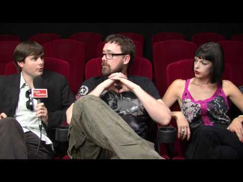 The Woman  A Conversation With Lucky McKee, Pollyanna McIntosh and Andrew van den Houten