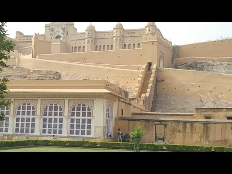 Amer's Fort Jaipur-Live Guided Tour: Unseen Locations, Movies Shooting Location (Jhansi ki Rani).