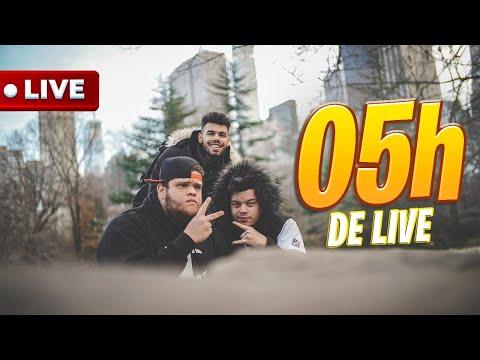LIVE DE 5 HORAS - VAMOS JOGAR & NOVIDADES ‹ EduKof ›