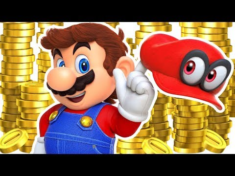 How To Get INFINITE COINS In Super Mario Odyssey EASY!