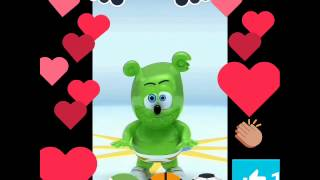 Gummy Bear  Мишка Гумми Бер .Веселая зарядка.Fun charge.