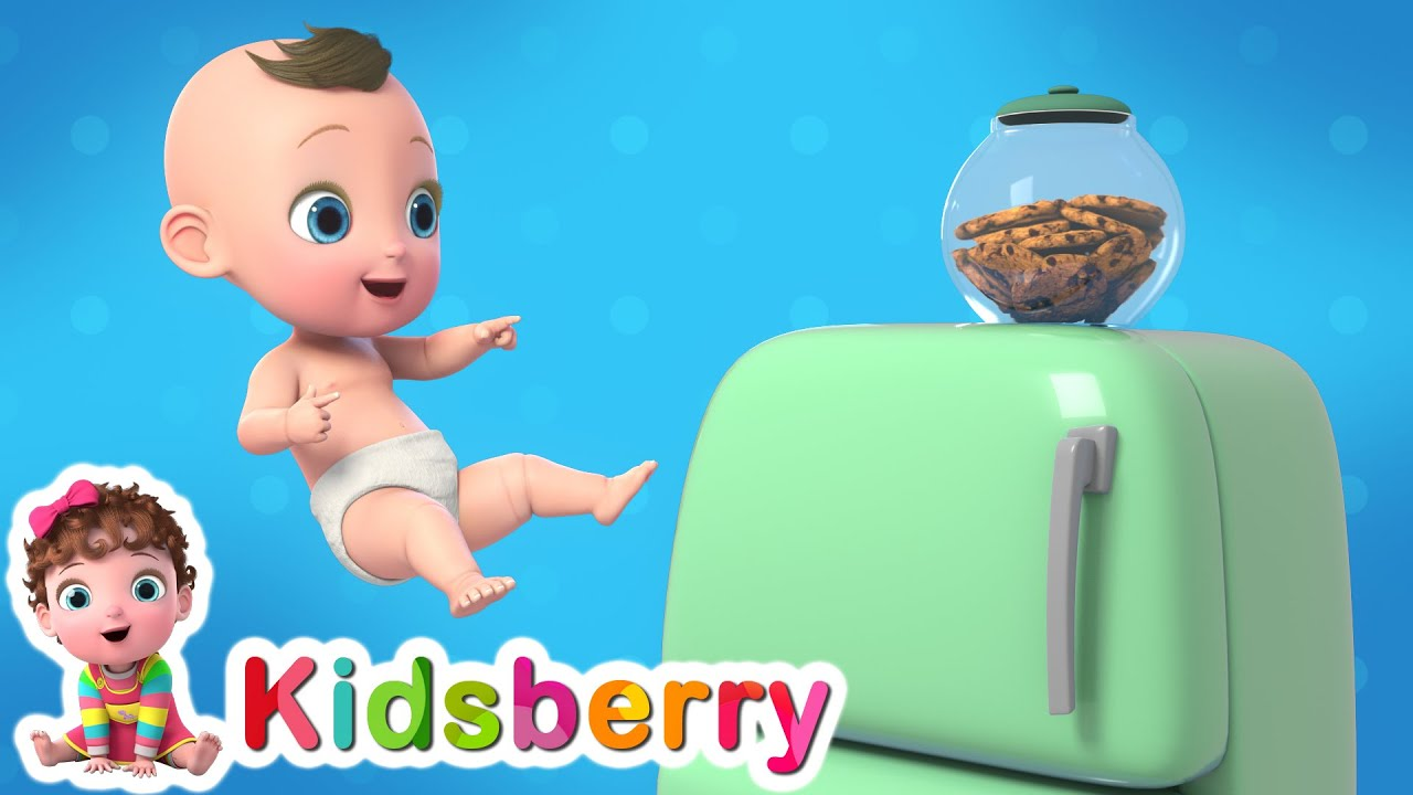 Who Took The Cookie?   ABC Song   Nursery Rhymes   Baby Songs