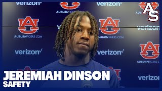 Auburn Tigers Football: Jeremiah Dinson