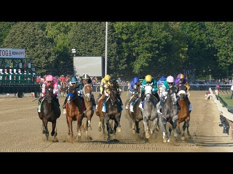 150 Travers Stakes at Saratoga Racetrack!