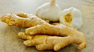 Eat Garlic And Ginger Every Morning, THIS Will Happen To Your Body!