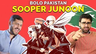 Bolo Pakistan | Sooper Junoon | MangoBaaz