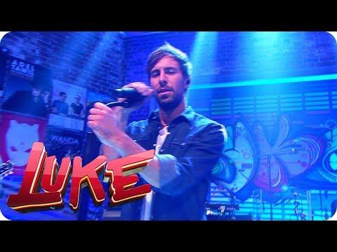 Max Giesinger - Zuhause (live) - LUKE! Die Woche und ich
