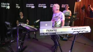 Howard Jones performs