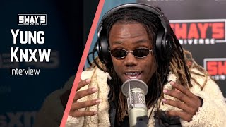 Bushwick Bill's Son Yung Knxw Speaks On The Life Of The Legend | SWAY'S UNIVERSE