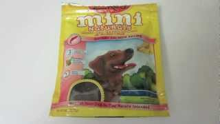 Zukes Dog Treats Mini Naturals As Best Training Treats For Puppy & Adults In Resealable Pouch Bag