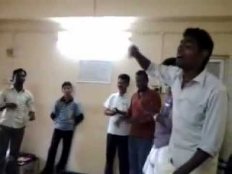 Kuttanada onam song office celebration