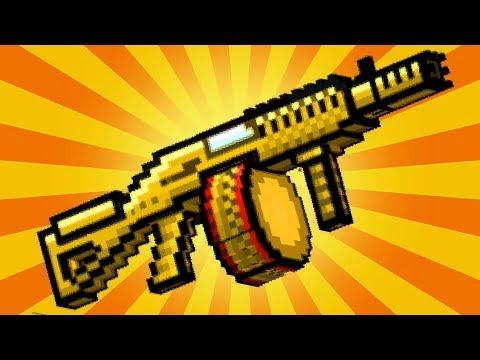 NOWA BROŃ, TYLKO JAKA? PIXEL GUN 3D PO POLSKU   MINECRAFT + STRZELANKA