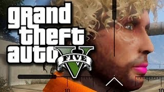 gta 5 online funny moments g18 the bully prison lipstick and more