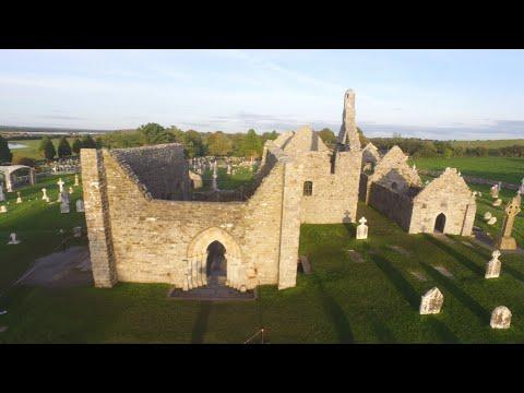 Clonmacnoise Monastery Ireland