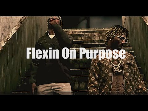 GTA 5 I Bravo & Lil Cray - Flexin On Purpose [Prod. By P The Artist] x (Cinematic)