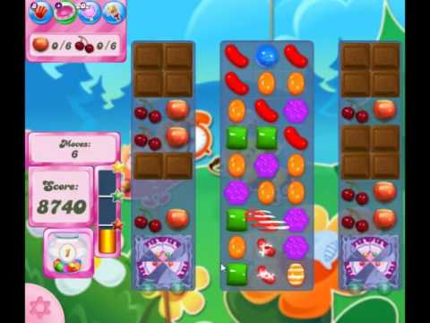 Candy Crush Saga Level 2485 - NO BOOSTERS