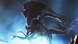 Mortal Kombat X All Endings, including Kombat Pack 2 Alien, Leather...