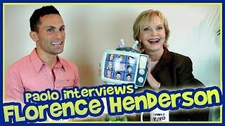 Catching Up With Florence Henderson