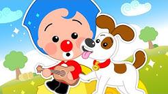 #QuédateEnCasa - BINGO - Canciones Infantiles - Plim Plim | El Reino Infantil