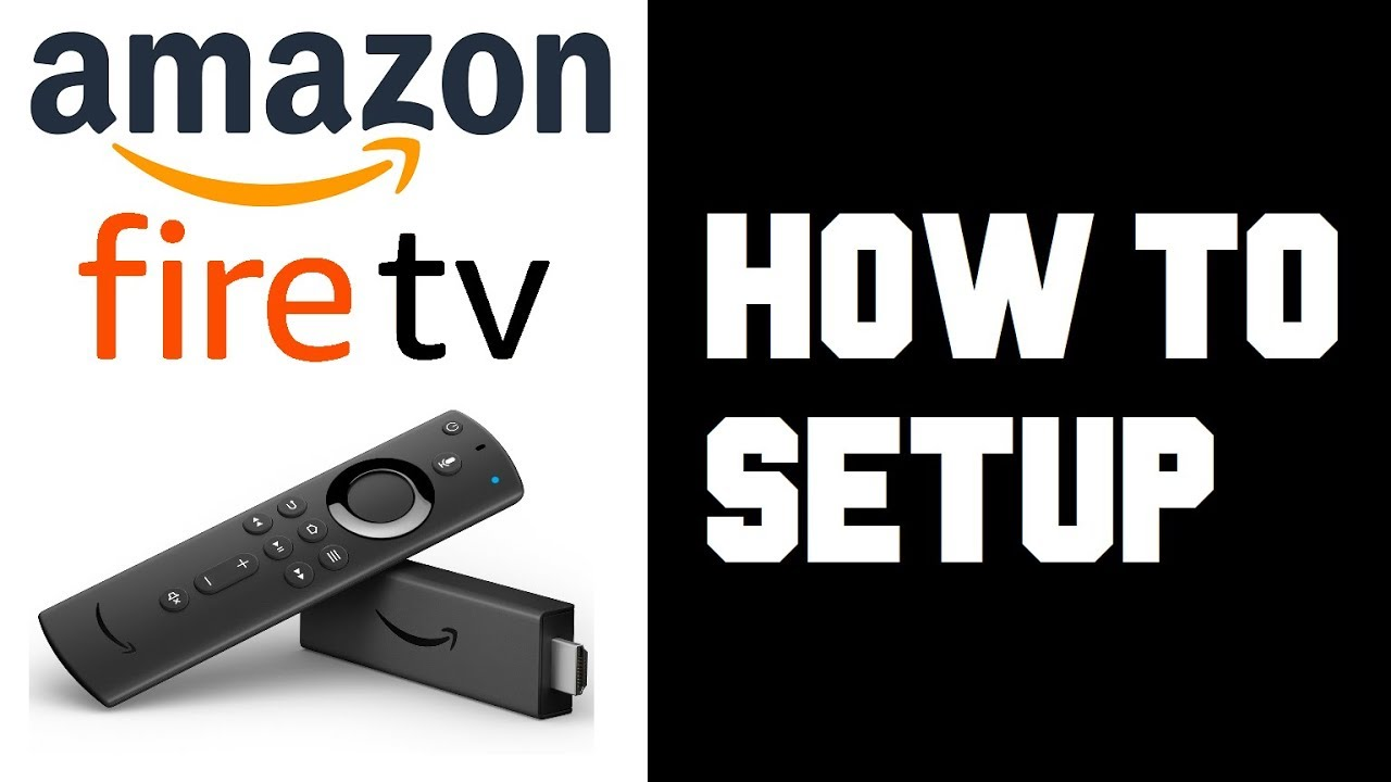 How To Setup Amazon Fire Tv Stick 4k How To Setup Firestick 4k Guide Tutorial Instructions Youtube