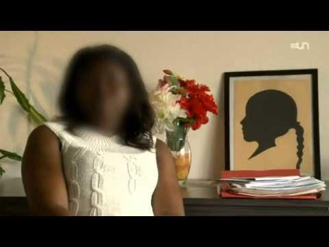 BLANC A MARIER -EN AFRIQUE  DOCUMENTAIRE - 56 min.